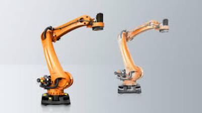 El robot KR QUANTEC que logra aguantar hasta 180°C