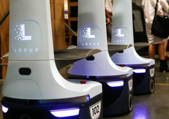 Las empresas de paquetería están apuntando por automatizar sus almacenes