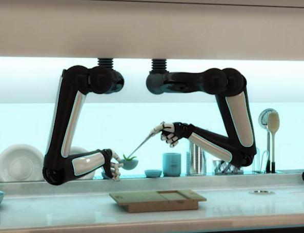 Descubre a Moley, el cocinero robótico más innovador del mercado