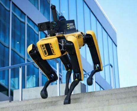 El robot Spot mejora sus habilidades