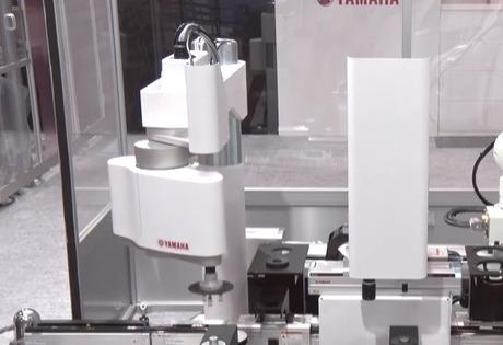 Yamaha Motor Europe anuncia sus 2 nuevos brazos robóticos