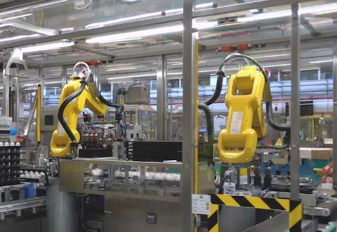 L´Oreal automatiza su planta de Caudry con éxito