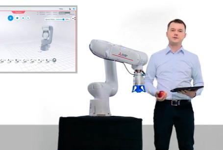 Mitsubishi Electric saca a la venta su primer cobot
